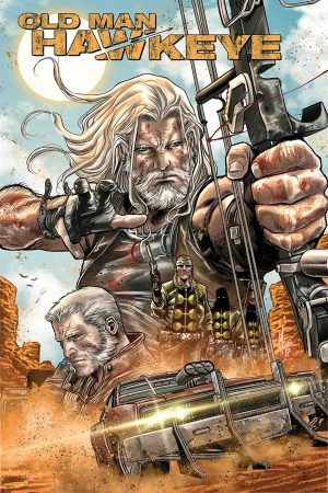 Old Man Hawkeye Vol.1: An Eye For Eye