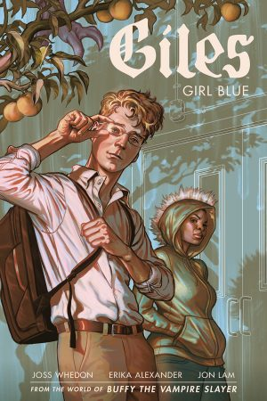 Buffy The Vampire Slayer - Season 11 - Giles Vol.1: Girl Blue