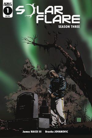 Solar Flare: Season Three #1