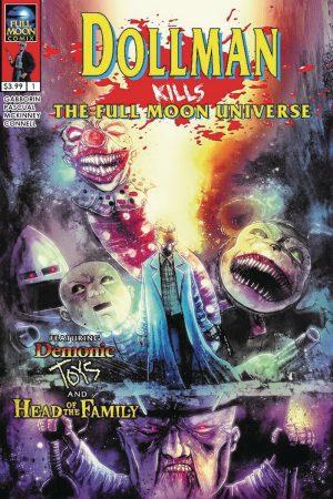 Dollman Kills The Full Moon Universe #1