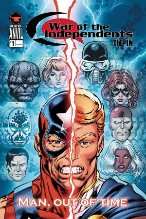 War Of The Independents: Man Out Of Time #1