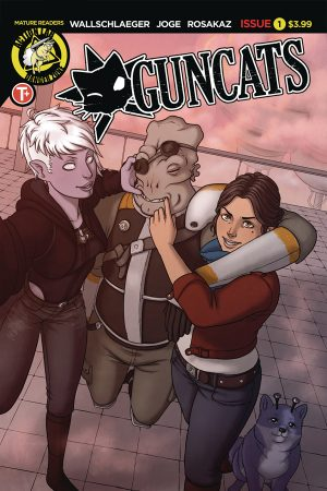 Guncats #1