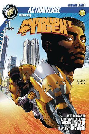Midnight Tiger: Stronger #1