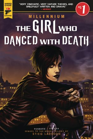 Girl Who Danced With Death #1