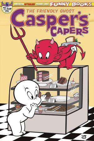 Casper's Capers #1