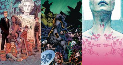 Solicitations: August 2018 – DC Comics