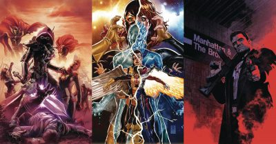 Solicitations: August 2018 – Marvel Comics