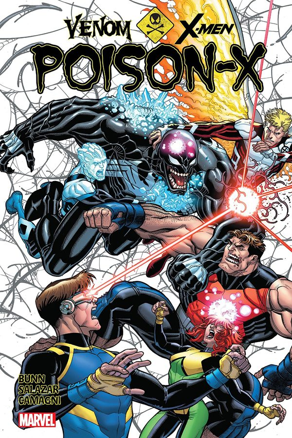 Venom And X-Men: Poison-X