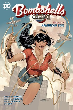 Bombshells United Vol.01: American Soil