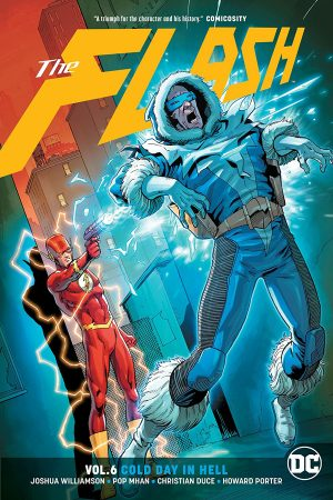 Flash Vol.06: Cold Day in Hell