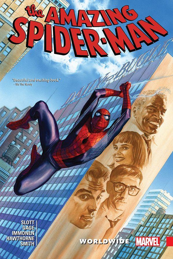 Amazing Spider-Man: Worldwide Vol.08