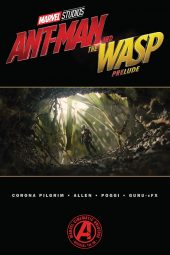 Marvels Ant-Man And The Wasp: Prelude