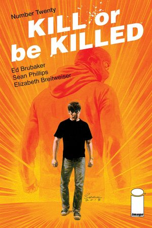 Kill Or Be Killed #20