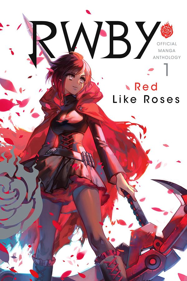 RWBY Official Manga Anthology Vol.01: Red Like Roses