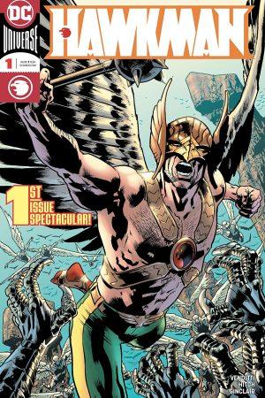 Hawkman (2018-) #1