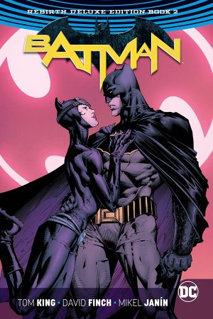 Batman: Rebirth - Deluxe Edition - Book 02