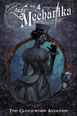 Lady Mechanika Vol.04: Clockwork Assassin