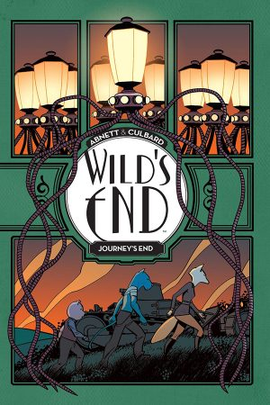 Wild's End Vol.03: Journey's End