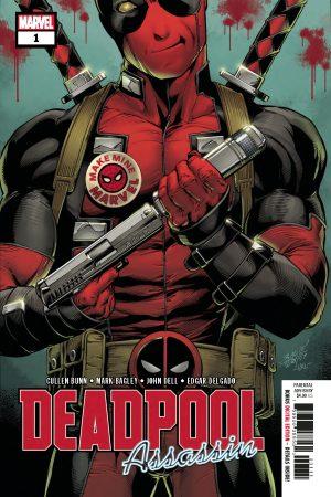 Deadpool: Assassin #1 (2018)