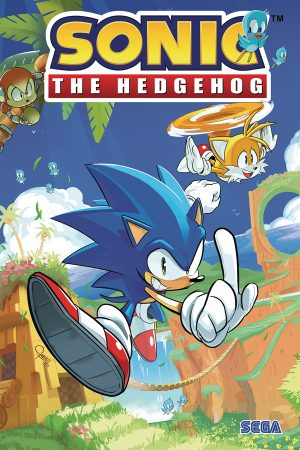 Sonic The Hedgehog Vol.01: Fallout