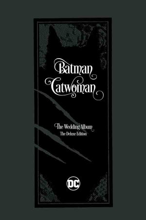 Batman Catwoman: The Wedding Album (Deluxe Edition)