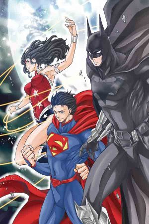 Batman And The Justice League (Manga) Vol.01