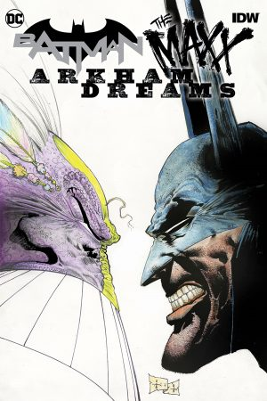 Batman / The Maxx