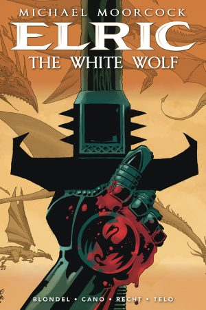 Elric The White Wolf #1