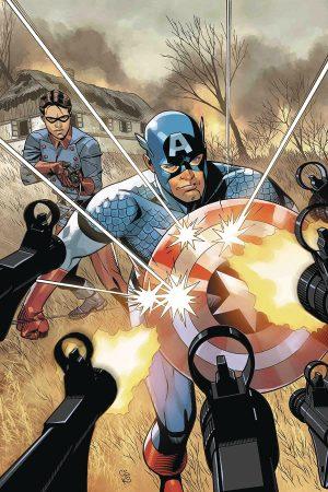 Captain America Annual