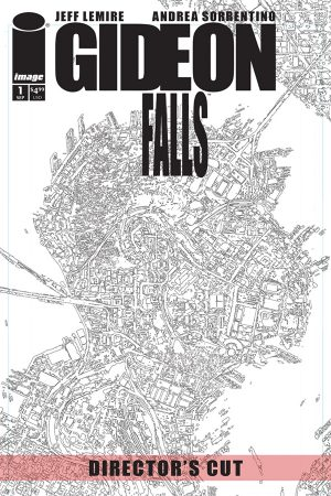 Gideon Falls #1 (Director's Cut)