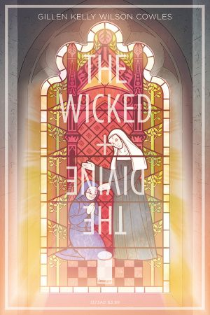 Wicked + Divine: 1373