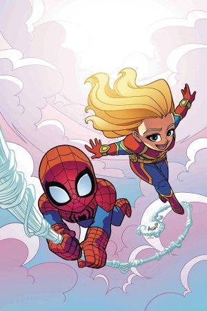 Marvel Super Hero Adventures: Captain Marvel - First Day Of School