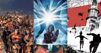Comic Publisher Solicitations: September 2018