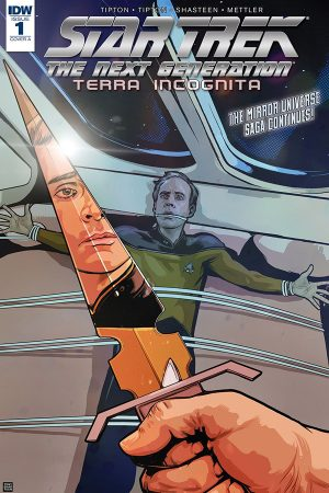 Star Trek - Next Generation: Terra Incognita #1