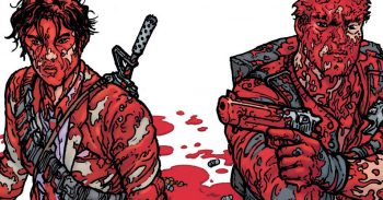 Biff's Bit: Robert Kirkman secretly launches Die! Die! Die!