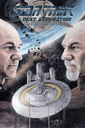 Star Trek - The Next Generation: Through The Mirror