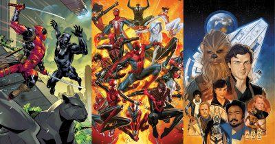 Solicitations: October 2018 – Marvel Comics