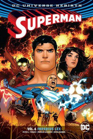 Superman Vol.06: Imperius Lex