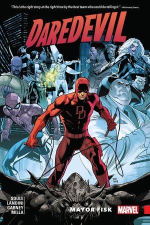 Daredevil - Back In Black Vol.06: Mayor Fisk