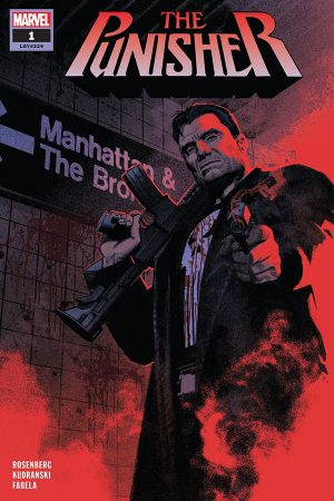 Punisher (2018-) #1