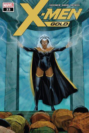 X-Men Gold (2017-) #33