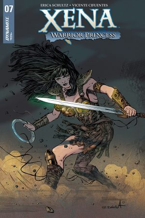 Xena: Warrior Princess Vol 4 #7
