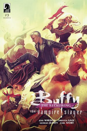 Buffy the Vampire Slayer - Season 12: The Reckoning #3