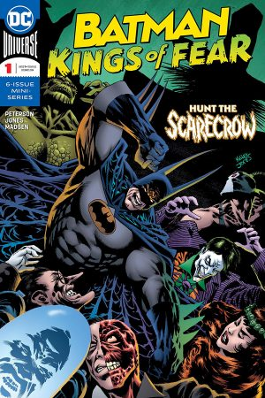 Batman: Kings of Fear (2018-) #1