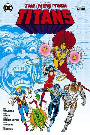 New Teen Titans Vol.09