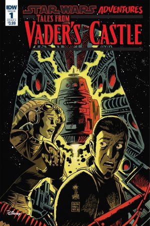 Star Wars Tales From Vaders Castle