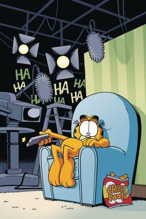 Garfield: TV or Not TV