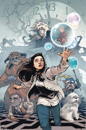Jim Henson's Labyrinth: Under a Spell #1
