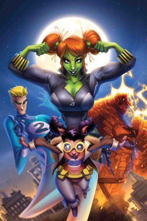 Infinity Wars: Infinity Warps #1