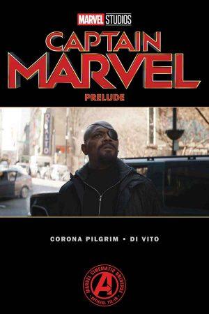 Marvel's Captain Marvel: Prelude #1